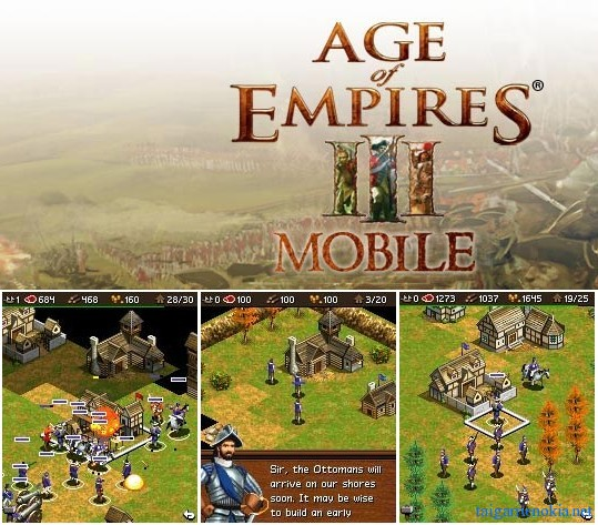 Download Game Age Of Empires 128x160 Jar